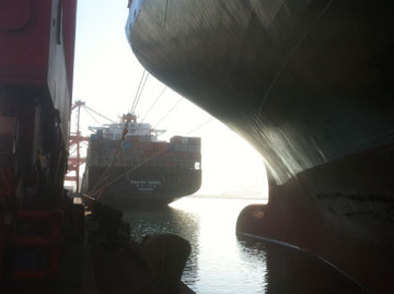Ship Repair Docking